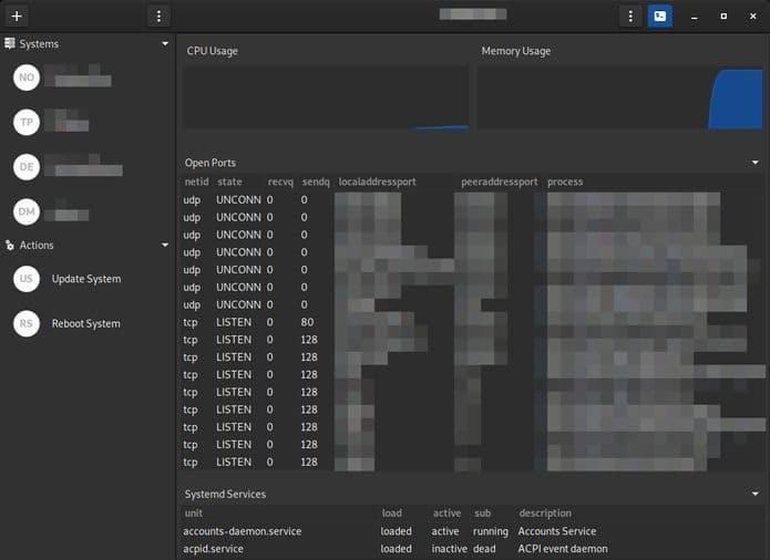 Como instalar o gerenciador de servidores Unifydmin no Linux via Flatpak