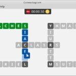 Como instalar o jogo Connectagram no Linux via Flatpak