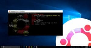 Lançado Ubuntu-WSL para oferecer melhor integração com o Ubuntu no WSL do Windows