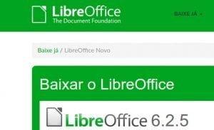 LibreOffice 6.2.5 lançado com mais de 115 correções de bugs