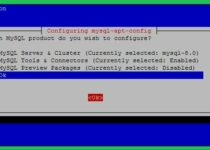 Como instalar o MySQL no Debian e sistemas derivados