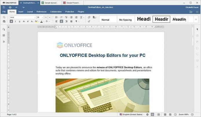 OnlyOffice 5.3 lançado – Confira as novidades e veja como instalar