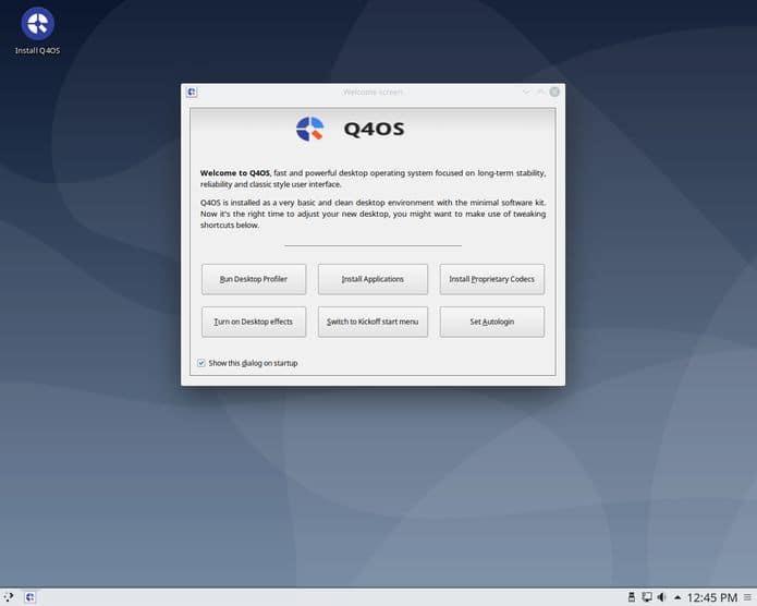 Q4OS 3.8 lançado! Confira as novidades e descubra onde baixar