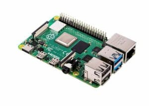 Raspberry Pi 4 aquece rapidamente e precisa de refrigeração