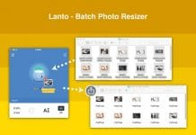 Como instalar o redimensionador de fotos Lanto no Linux via Snap