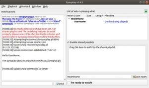 Como instalar o sincronizador Syncplay no Linux via Snap