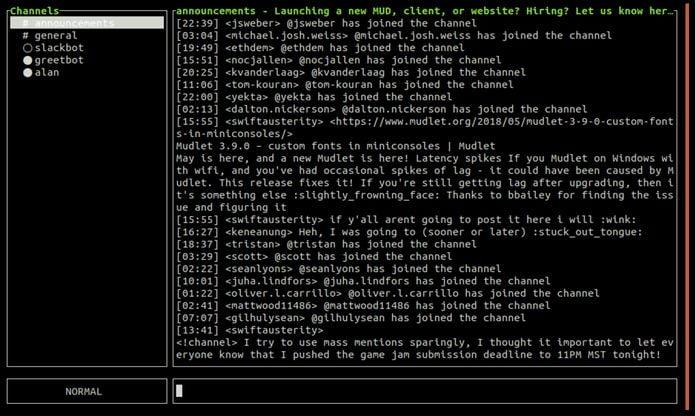 Slack no terminal? Instale o slack-term no Linux via Snap