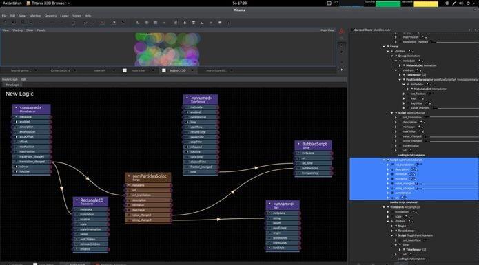 Como instalar o Titania X3D Editor no Linux via Flatpak