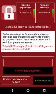 WannaHydra - Malware criado para dispositivos móveis de brasileiros