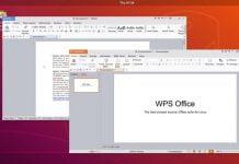 WPS Office 11.1.0.8722 lançado com leitura e visualização de PDF