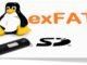 Driver exFAT estará na linha principal do kernel 5.4