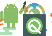 Android Q Beta 6 lançado com ajustes de navegação por gestos