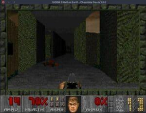 Como instalar o Chocolate Doom engine no Linux via Snap