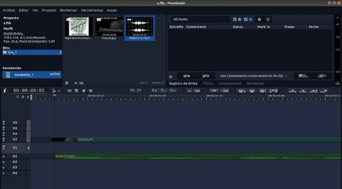 Flowblade 2.2 lançado - Confira as novidades e veja como instalar