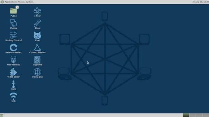 Freedombone 4 lançado - uma distro para criar servidores domésticos