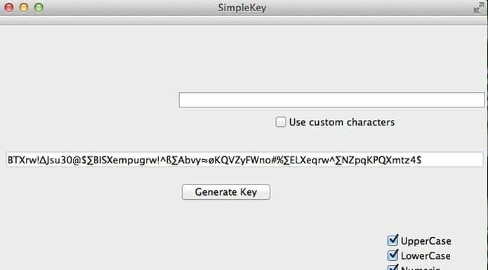 Como instalar o gerador de senhas SimpleKey no Linux via Snap