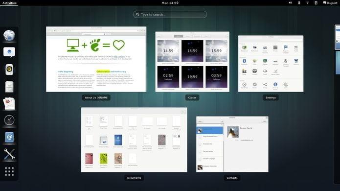 GNOME 3.33.91 lançado com correções para bugs e regressões