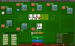 Como instalar o divertido jogo PokerTH no Linux via Snap