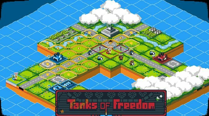 Como instalar o jogo Tanks Of Freedom no Linux via Snap