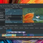 Kdenlive 19.08 Lançado com melhorias no Project Bin e mais