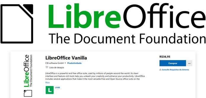 LibreOffice na Microsoft Store? Agora sim é oficial! Confira!
