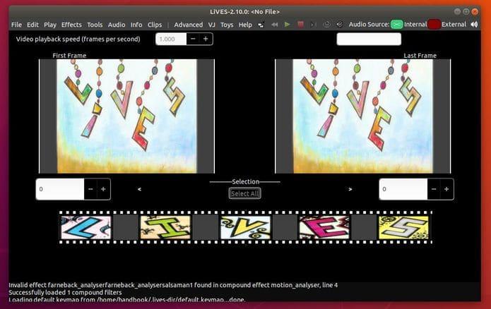 LiVES Video Editor 3 lançado - Confira as novidades e instale