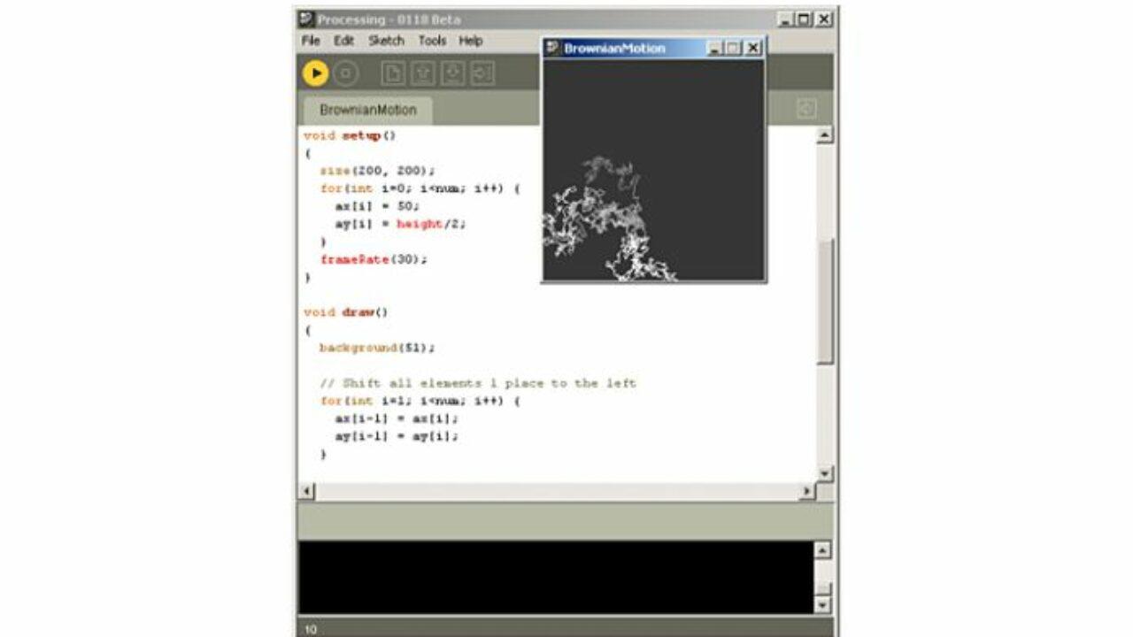 plataforma Processing IDE no Linux - Veja como instalar via