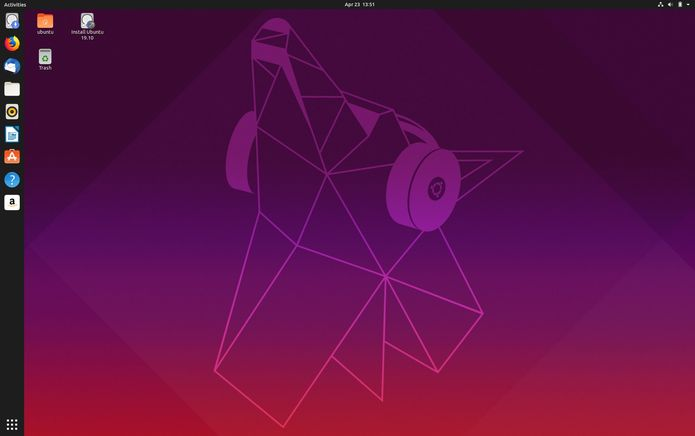 Ubuntu 19.10 entrou em congelamento de recursos (Feature Freeze)