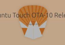 Ubuntu Touch OTA-10 lançado oficialmente - Confira as novidades