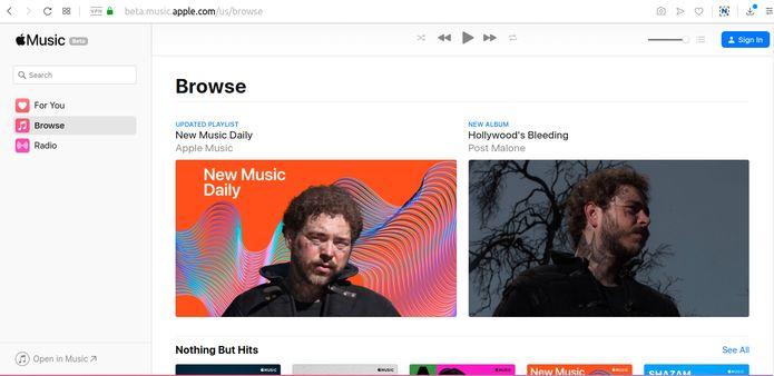 Agora você pode usar o Apple Music no Linux sem hacks