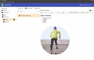 Como instalar o app de anotações GigaNotes no Linux via Snap
