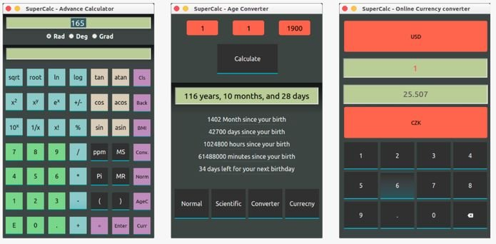 calculadora supercalc no linux via snap - Usando o Google Play Music a partir do terminal com o JAM