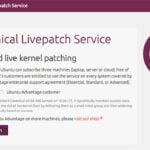 Canonical lançou um novo live patch do kernel para o Ubuntu 18.04 e 16.04