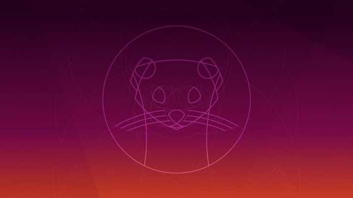 Canonical revelou o papel de parede padrão do Ubuntu 19.10