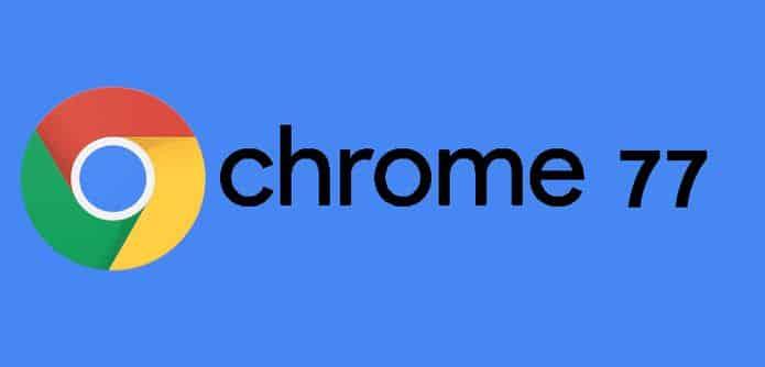 Chrome 77 lançado com uma nova animação nos favicon de sites