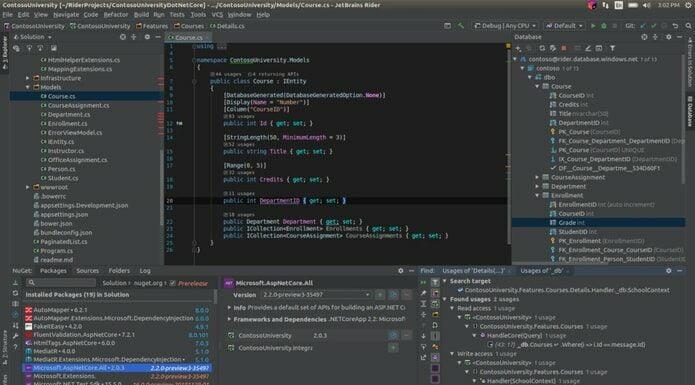 Como instalar a poderosa IDE .NET Rider no Linux via Snap