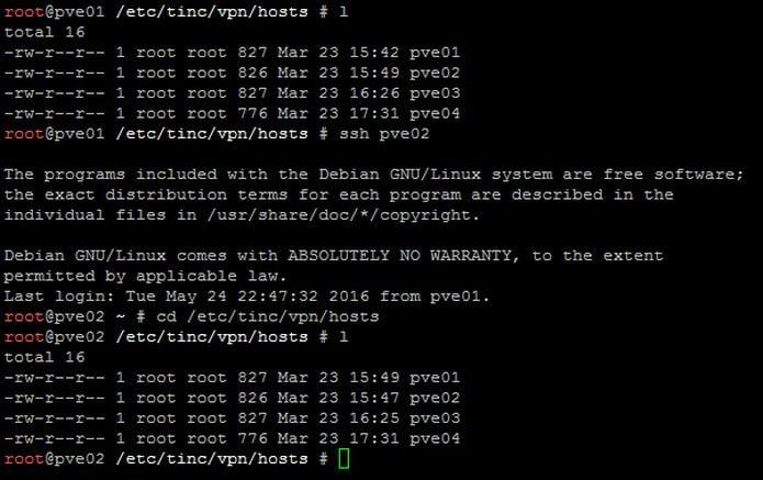 Como instalar o daemon tinc VPN no Linux via Snap