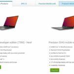 Dell criou uma página web para todos os seus computadores com Linux