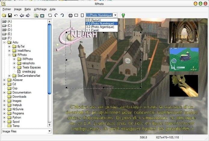 Como instalar o editor de fotos RPhoto no Linux via Snap