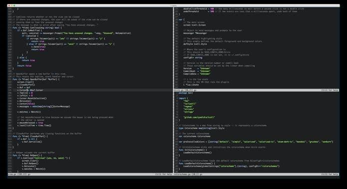 Como instalar o editor de texto micro no Linux via Snap