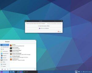EndeavourOS 2019.09.15 lançado com kernel 5.2 e o instalador do driver NVIDIA