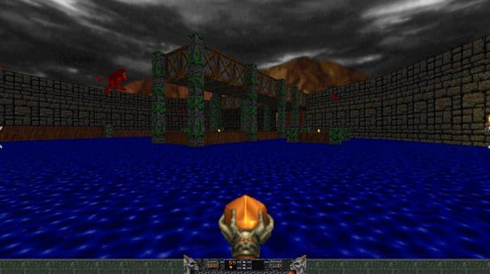 Como instalar o game Doom GZDoom no Linux via Flatpak