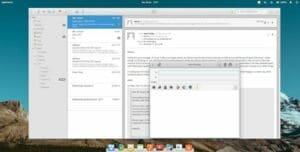 Geary 3.34 lançado com integração e interface melhorada