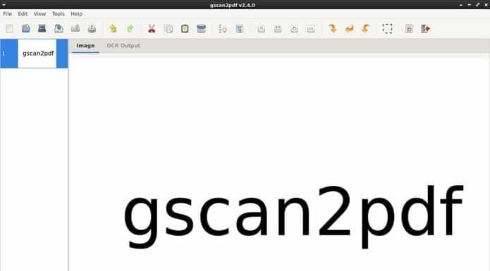 GScan2PDF 2.5.6 lançado com melhorias de estabilidade e correções