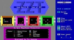 Como instalar o jogo baseado em caracteres ZZT no Linux via Snap