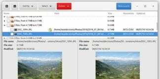 Como instalar o localizador de arquivos duplicados Detwinner no Linux