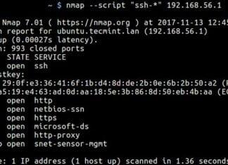 Como instalar o poderoso utilitário de rede Nmap no Linux