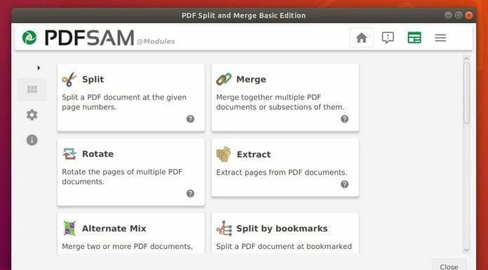 PDF Split and Merge 4.0.4 lançado - Confira as novidades e instale