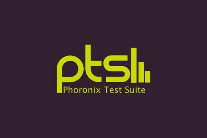 phoronix test suite 9 lancado com novo visualizador de resultados - Como instalar o visualizador de dados de SPM Gwyddion no Linux