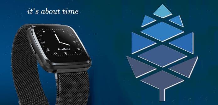 PineTime, um smartwatch Linux com um preço bem baixo